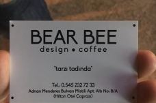 Bear&Bee Design Cafe Mersin-4