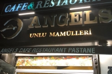 Angels Cafe Restaurant Pastine İstanbul-1