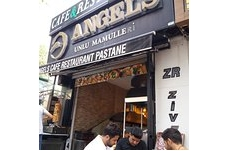 Angels Cafe Restaurant Pastine İstanbul-5